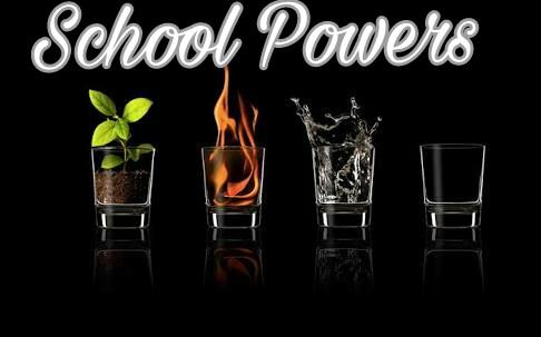 Fanfic / Fanfiction School Powers 2° Temporada - Capítulo 1 - Fichas :3