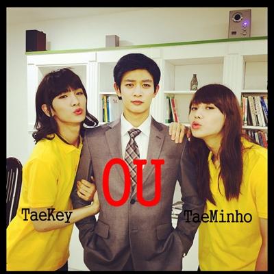 Fanfic / Fanfiction SHINee's Talk - Fanfic Interativa - Capítulo 2 - SHINee's Talk - TaeMinho ou TaeKey?