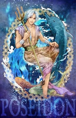 Fanfic / Fanfiction Somos deuses do olimpo? Interativa - Capítulo 5 - Sequestro e poseidon?