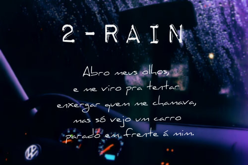 Fanfic / Fanfiction Sweet - Capítulo 3 - Capítulo 2- Rain