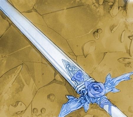 Fanfic / Fanfiction Sword Art Online Omega - Capítulo 6 - Blue rose sword