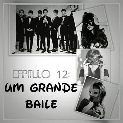 Fanfic / Fanfiction TES X BTS ( vamos ver no que da ) - Capítulo 12 - Um Grande Baile