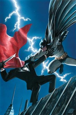Fanfic / Fanfiction The Bat - Capítulo 2 - O Capuz