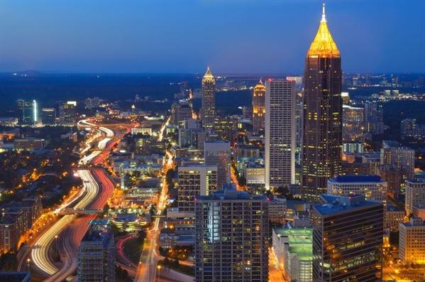 Fanfic / Fanfiction The beginning of a new life - Capítulo 2 - Hi Atlanta!