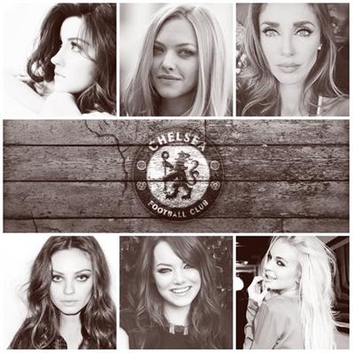 Fanfic / Fanfiction The Blue Supremacy - Capítulo 22 - As garotas de Stamford Bridge.