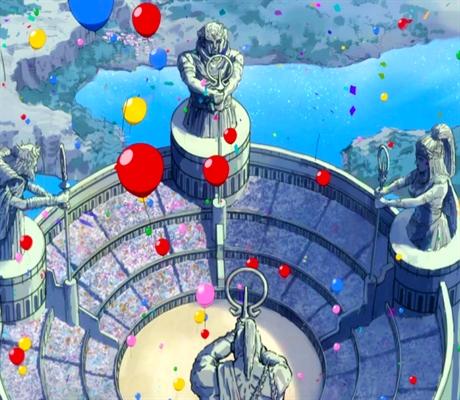 Fanfic / Fanfiction The Gods (Interativa) - Capítulo 19 - Jogos Mágicos !