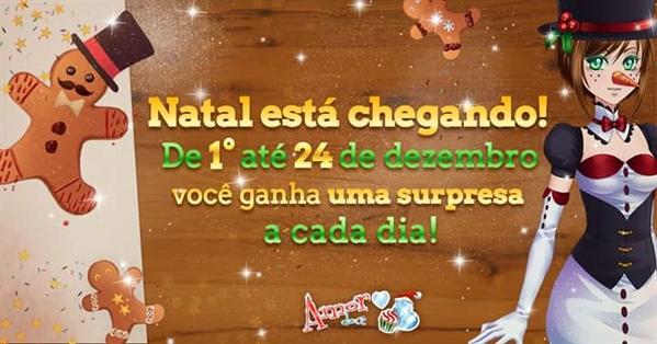 Fanfic / Fanfiction Tirinhas amor doce - Capítulo 51 - Evento de natal