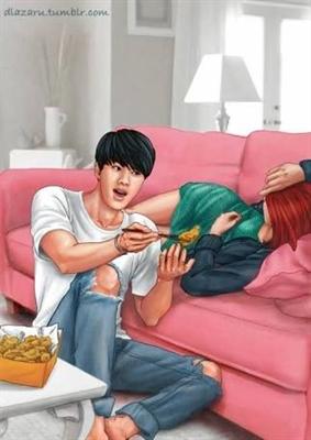 Fanfic / Fanfiction Um Amor de Amigo - (Imagine Seokjin) - Capítulo 12 - DOZE