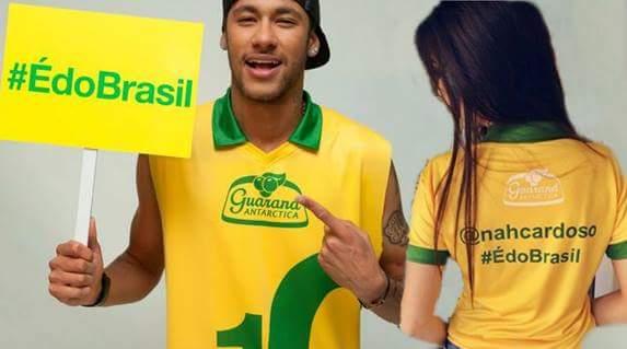 Fanfic / Fanfiction Uma blogueira perdida em Londres - Capítulo 17 - Nah Cardoso é do Brasil. E de um brasileiro?