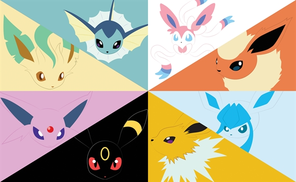 Fanfic / Fanfiction Uma fanfic sobre pokemon - Capítulo 1 - Eu sou Brisa
