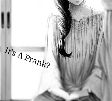 Fanfic / Fanfiction Uma Garota Invisível - Capítulo 44 - It's A Prank?