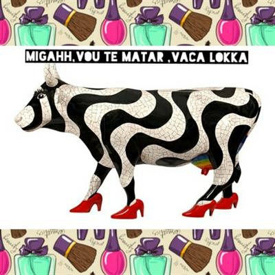Fanfic / Fanfiction Uma simples vida fora do normal - Capítulo 3 - Migahh ,vou te matar ,vaca lokka