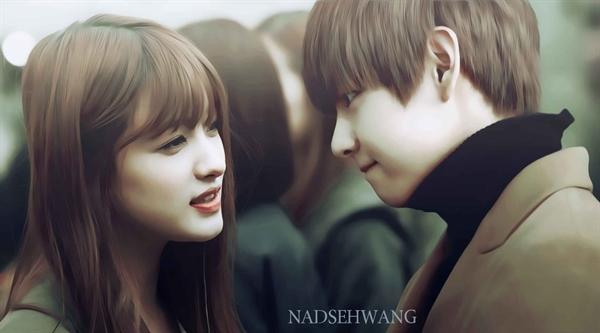 Fanfic / Fanfiction A mentira que virou verdade - Taehyung - Capítulo 3 - O primeiro beijo