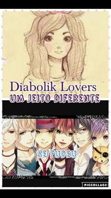 Fanfic / Fanfiction Dibolik Lovers um jeito diferente. - Capítulo 5 - Treta da treta que virou guerra