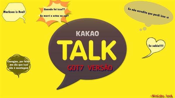 Fanfic / Fanfiction Hard - Capítulo 8 - Kakao Talk e os sete anjos.