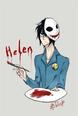 Fanfic / Fanfiction Historias Creepypast e lendas urbanas - Capítulo 1 - Helen o pintor sangrento