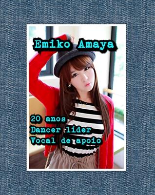 Fanfic / Fanfiction INCOMpatibleS(Interativa-Exo). - Capítulo 11 - Emiko Amaya