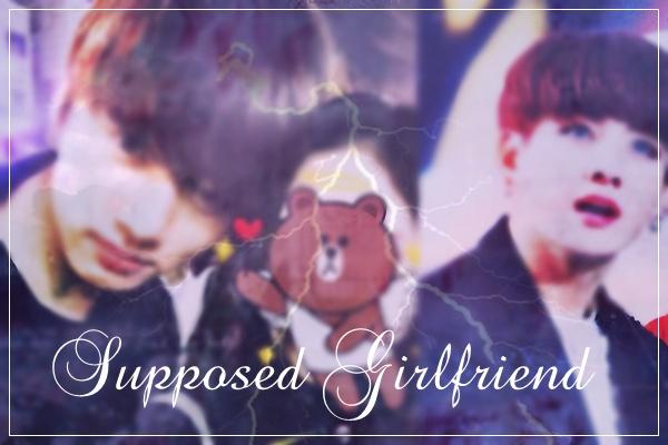 Fanfic / Fanfiction O seu beijo amargo-Imagine Bts Jungkook - Capítulo 4 - Supposed Girlfriend