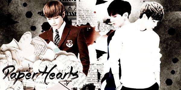 Fanfic / Fanfiction Paper Hearts One Shot - Capítulo 1 - Paper Hearts Capítulo Único