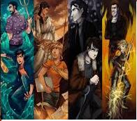 Fanfic / Fanfiction Percy Jackson e o Reino de Poseidon. - Capítulo 5 - Encontro Sabidinha, Nico e Clarisse.