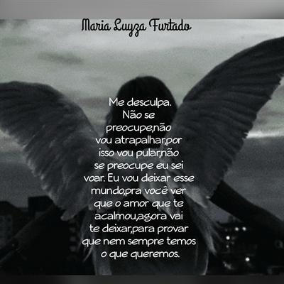 Fanfic / Fanfiction Poesias - Capítulo 13 - Desculpa.....