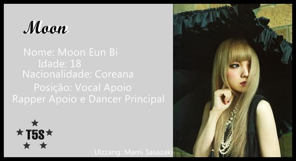 Fanfic / Fanfiction The 5 Stars - Fanfic Interativa - Capítulo 5 - Third Star - Moon Eun Bi