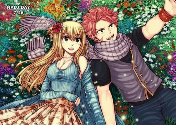 Fanfic / Fanfiction The Last Time - Capítulo 15 - Capítulo XV - Natsu... Por quê?