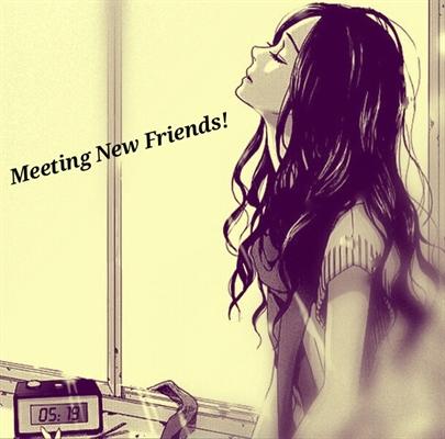 Fanfic / Fanfiction Uma Garota Invisível - Capítulo 43 - Meeting New Girls