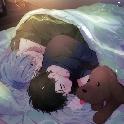 Fanfic / Fanfiction Viktor e Yuri Katsuki - Capítulo 1 - Ainda estamos longe do fim.