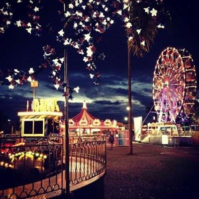 Fanfic / Fanfiction 30 Dias - Capítulo 17 - Parque de diversões