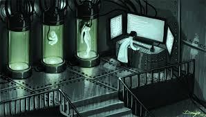 Fanfic / Fanfiction Sword online - Capítulo 1 - Capitulo 1 no laboratório de teste