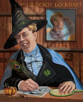Fanfic / Fanfiction 1994 Lendo Harry Potter e a Câmara Secreta - Capítulo 7 - Gilderoy Lockhart