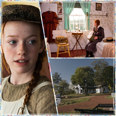 "Fanfic / Fanfiction Anne With An ""E"" (Interativa) - Capítulo 1 - Anne conhece os Crumbles... Ou não."