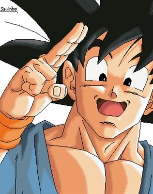 Fanfic / Fanfiction Dragon Ball New Generation - Capítulo 3 - Bills e Goku se encontram