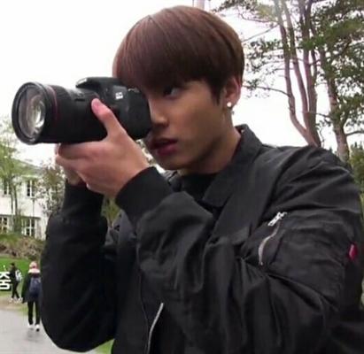 Fanfic / Fanfiction Imagines com BTS - Capítulo 4 - O fotógrafo