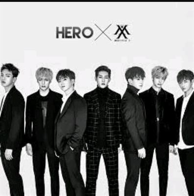 Fanfic / Fanfiction Lyrics - K-Pop E Pop - Capítulo 15 - Hero Monsta X Com Tradução