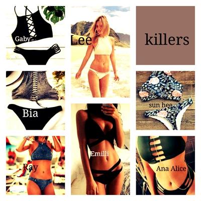 Fanfic / Fanfiction As killers mais lokas (IMAGINE BTS) - Capítulo 29 - Praia