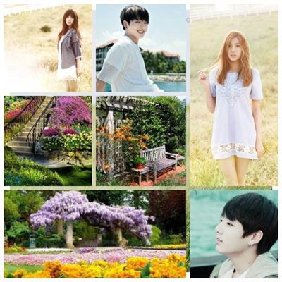 Fanfic / Fanfiction Dark Love (imagine BTS) - Capítulo 6 - Secret garden