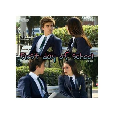 Fanfic / Fanfiction É apenas um sonho - Capítulo 1 - First day of school