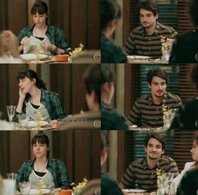 Fanfic / Fanfiction Felica - I need you - Capítulo 12 - Jantar da Família Brenner