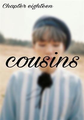 Fanfic / Fanfiction I Hate Loving You (Imagine BTS-Suga) - Capítulo 18 - Cousins(Hot)