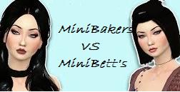 Fanfic / Fanfiction MiniBakers VS MiniBett's - Capítulo 1 - O começo de tudo ... CAP 1