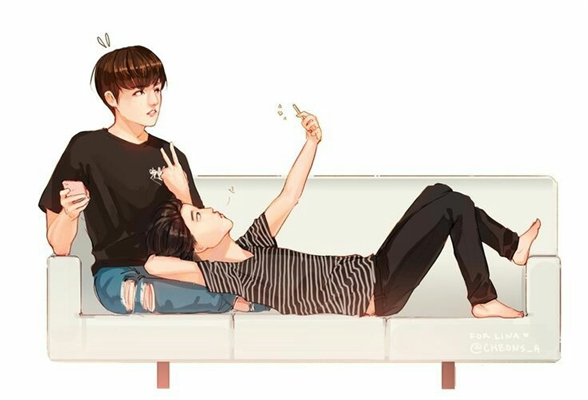 Fanfic / Fanfiction O amor chego....!? (Jikook♡) - Capítulo 6 - Sera que te amo!?