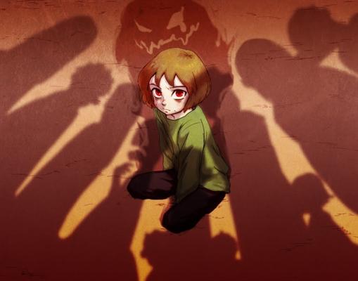 Fanfic / Fanfiction RedTale - A História de Chara - Capítulo 1 - Chara