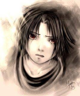 Fanfic / Fanfiction Sasuke menino suicida - Capítulo 1 - Vou mudar o jeito de tratá-lo