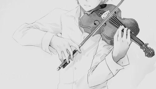 Fanfic / Fanfiction Seastar - Capítulo 5 - O violinista frio