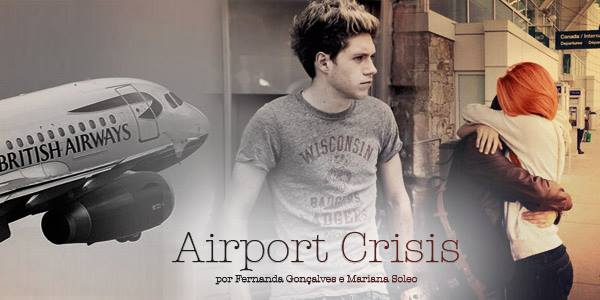 Fanfic / Fanfiction The Crisis Series - Capítulo 2 - Airport Crisis