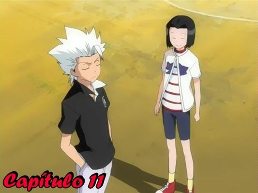 Fanfic / Fanfiction Uma Nova História Começa!! - Capítulo 11 - A História de como Karin conheceu Toshiro!