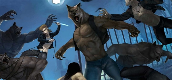 Fanfic / Fanfiction Cursed - Capítulo 17 - A guerra começou.