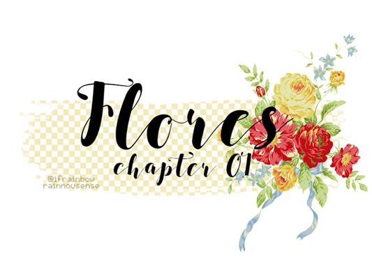 Fanfic / Fanfiction My garden - Capítulo 1 - Flores